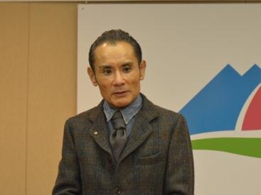 芸術文化大使 片岡鶴太郎:伊那市公式ホームページ